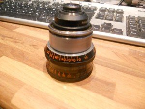 Cooke Kinetal 25mm